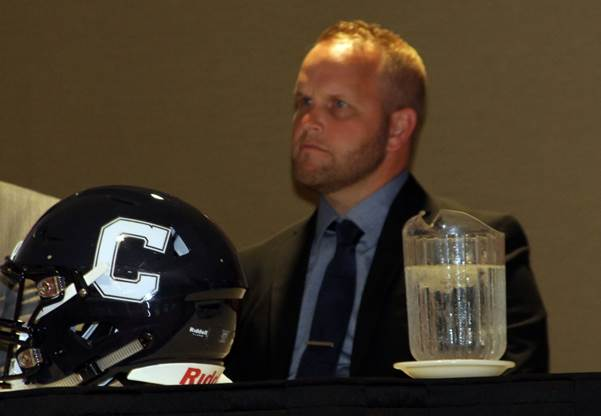 2018 GPAC Football Media Day notebook