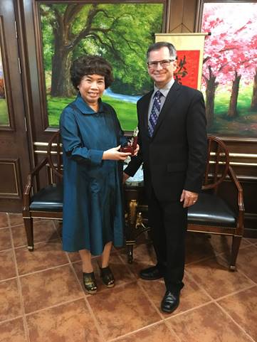 Governor's Trade Delegation Returns from Vietnam