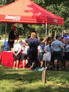Corn Farmers Host Elementary Students at Ag Festival