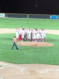 Pioneers cruise to inaugural Expedition League title