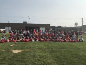 (Audio) Fall camp continues for Scottsbluff