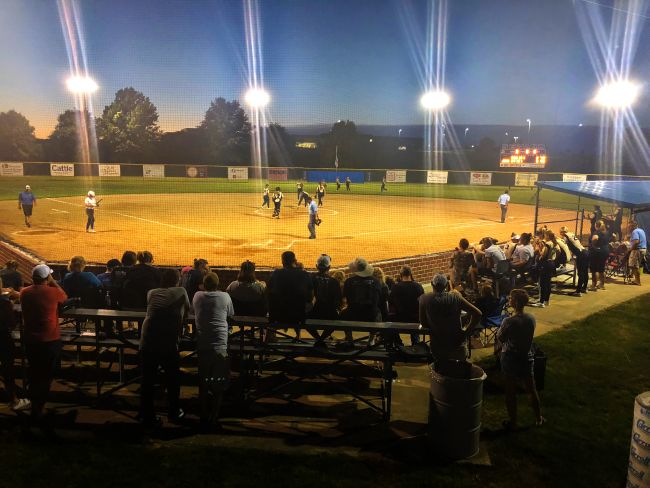 (Audio) York mounts massive seventh inning comeback to win in final inning