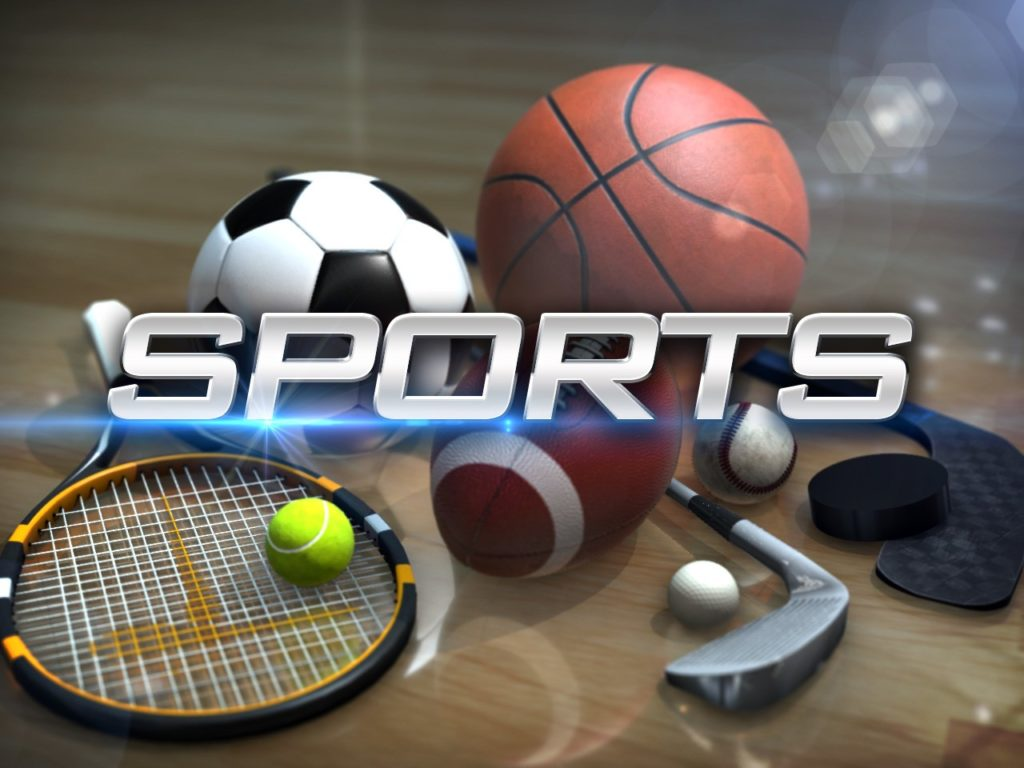 Weekend sports schedule