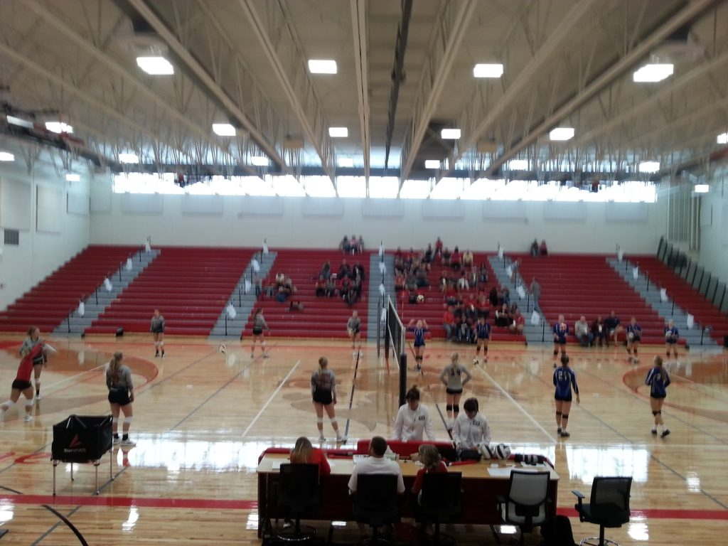 (AUDIO) GACC Volleyball sweeps Boone Central/Newman Grove