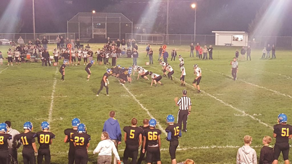 (Audio) Nebraska Lutheran dismantles Thayer Central