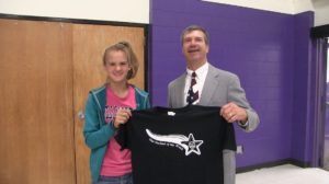 Bridgeport's Bethany Nichols named PVC Star Student of the Week