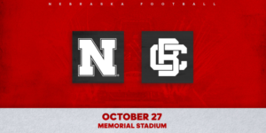 Nebraska to play Bethune-Cookman at end of October