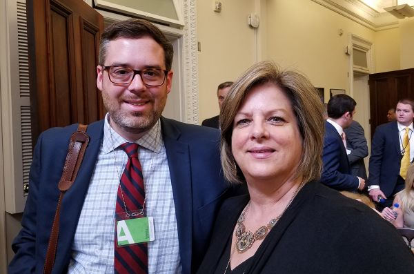 DHHS Director Sheri Dawson Attends Opioid Conference at White House