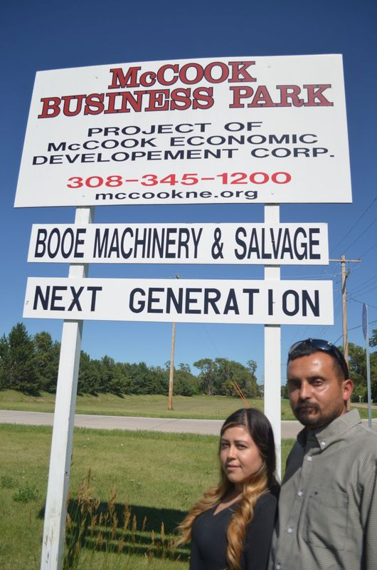 Lopez Family Purchases Business Park Lot to Open Auto/Diesel Shop