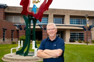 UNK department chair Teahon focused on developing educational leaders