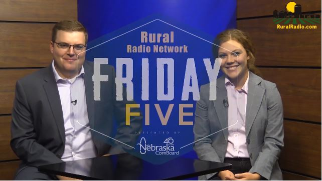 (Video) Headline Stories in Agriculture – Friday Five