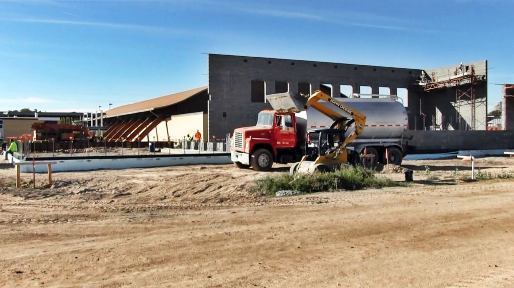 Gering High construction project still on schedule
