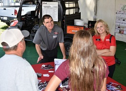 Northeast showcases agriculture, applied technology programs at Husker Harvest Days