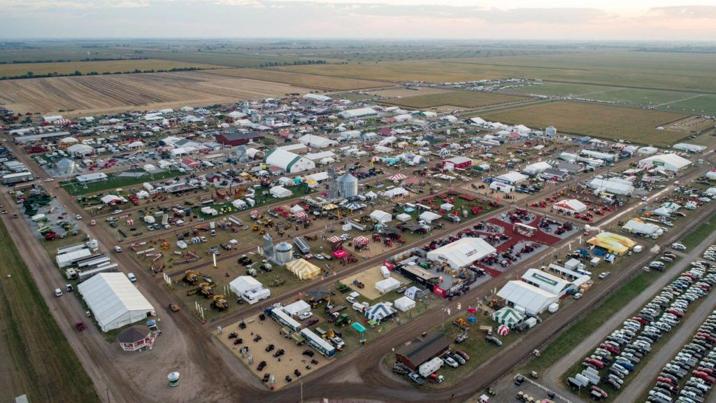 (Video) Sunrise Report at Husker Harvest Days – Day 3