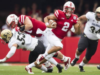 (VIDEO) Nebraska football players at weekly press conference (Oct 8, 2018)