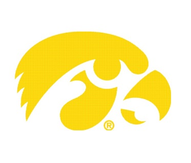 Iowa's Gustafson named Big Ten Player of the Week again