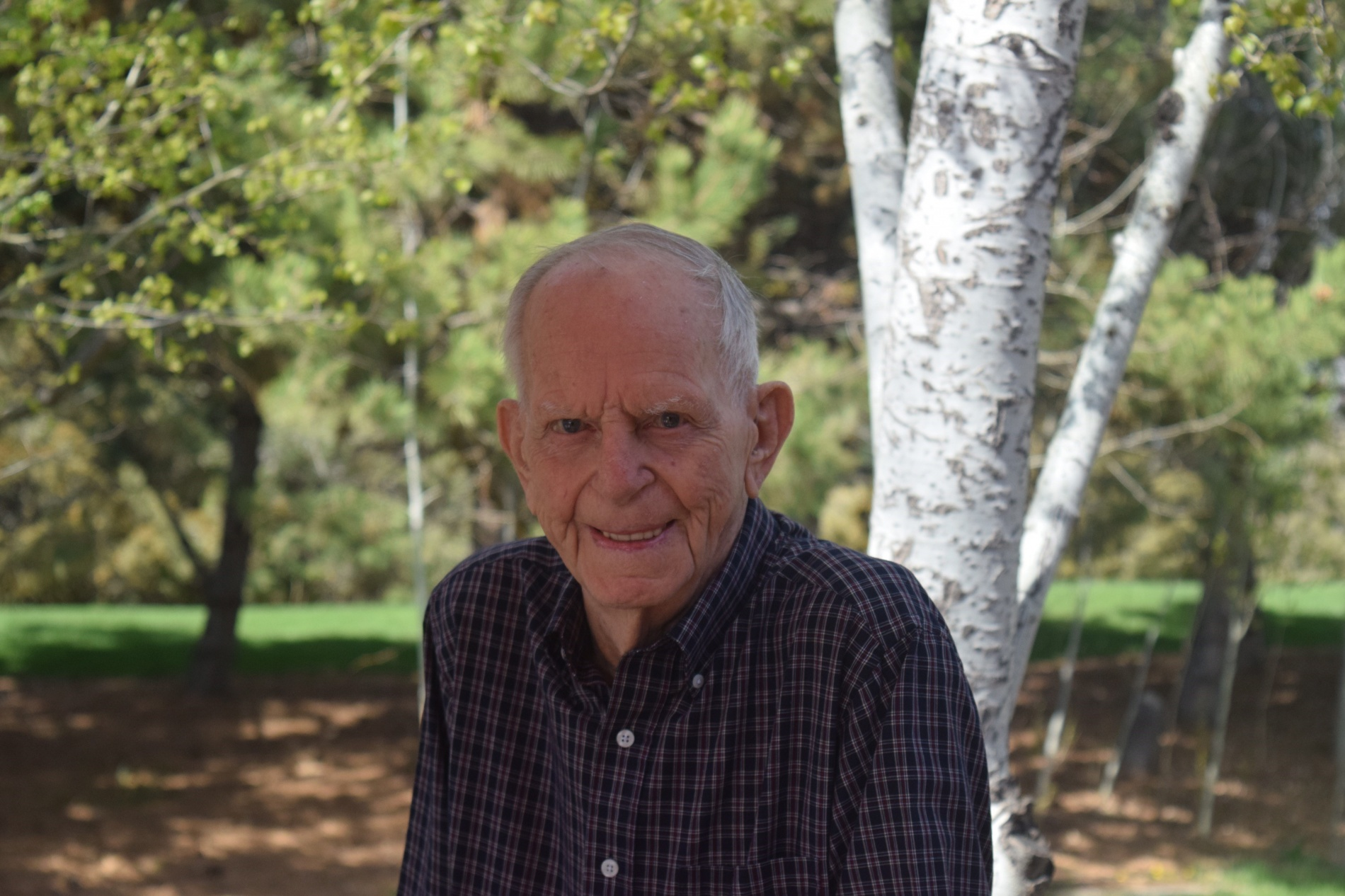 James J. Dedlow, 95, Gering