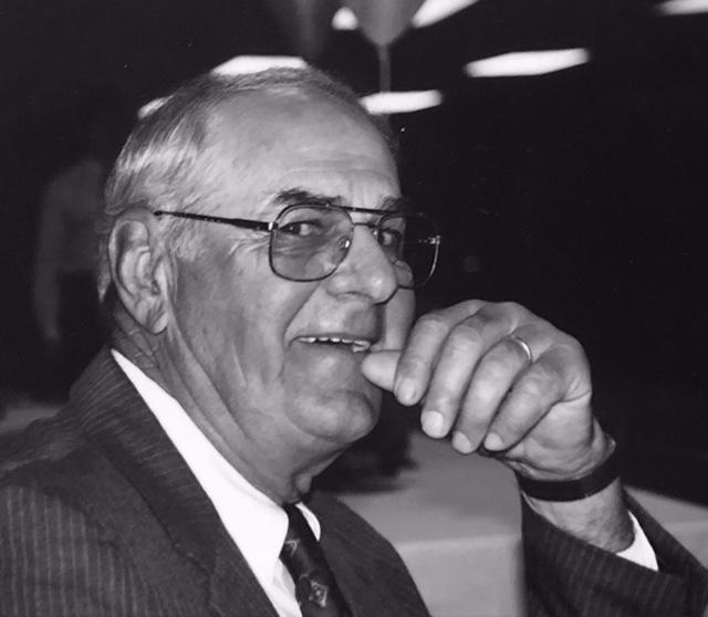 Nick Streff, 94 years of age, of Alma, Nebraska (formerly of Orleans)