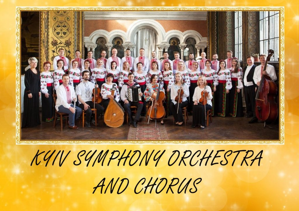 Kyiv Symphony Orchestra and Chorus tonight at Midwest Theater