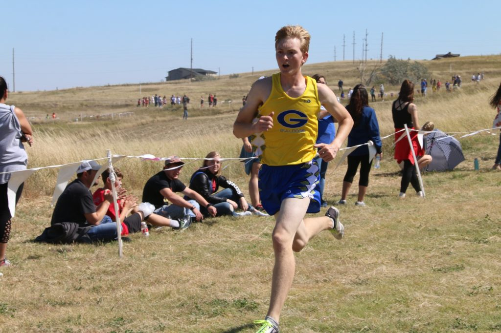 Chadron High Cross Country meet held Saturday
