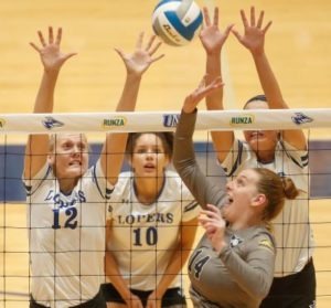 Lopers Climb To Second In Poll