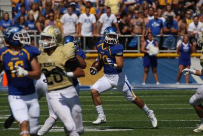 (Audio) Lopers Lose Heartbreaker On Homecoming