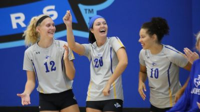 Lopers Claim Number One Spot in D2 Poll