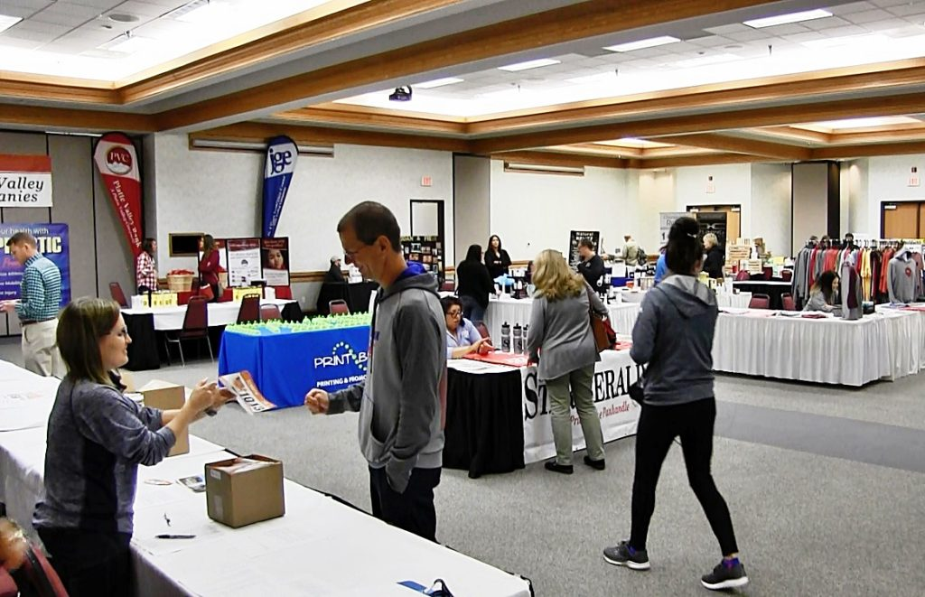 Monument Marathon Expo welcomes participants Friday