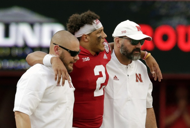 Martinez day-to-day; Frost says play might have been dirty