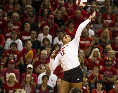 Huskers Sweep Iowa State