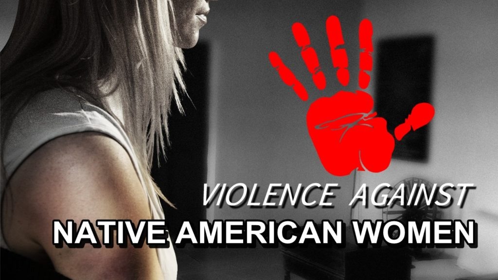 Bill seeks to address violence against Native America women