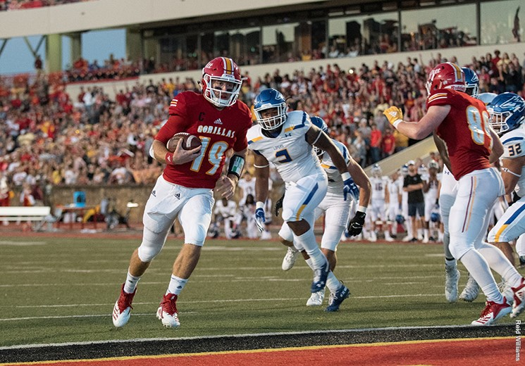 Lopers Unable To Overcome Slow Start