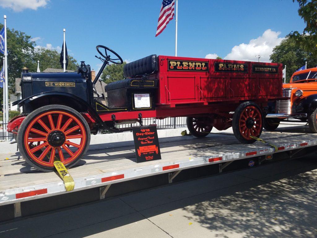 (Audio) Kingsley Iowa Man Makes Car Show A Family Affair