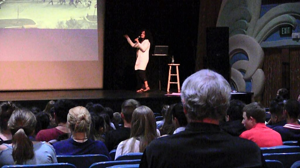 "North Platte Valley students learn about ""Rachel's Challenge"""