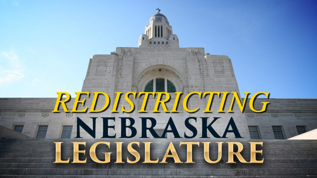 Nebraska lawmakers to seek redistricting changes in 2019