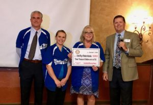 Scottsbluff-Gering Rotary Club donates to United Way Day of Caring