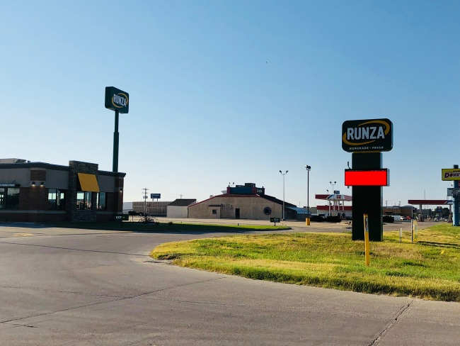 Runza opens in Lexington