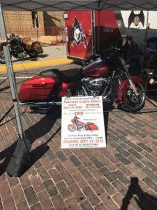American Legion Riders At Car Show