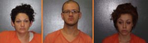 Three arrested following Tuesday search of Scottsbluff home