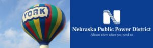 City of York and NPPD sign new agreement