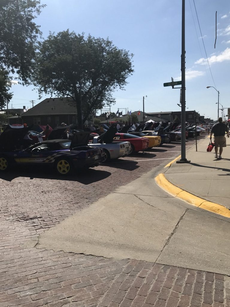 West Point Car Show Draws A Crowd