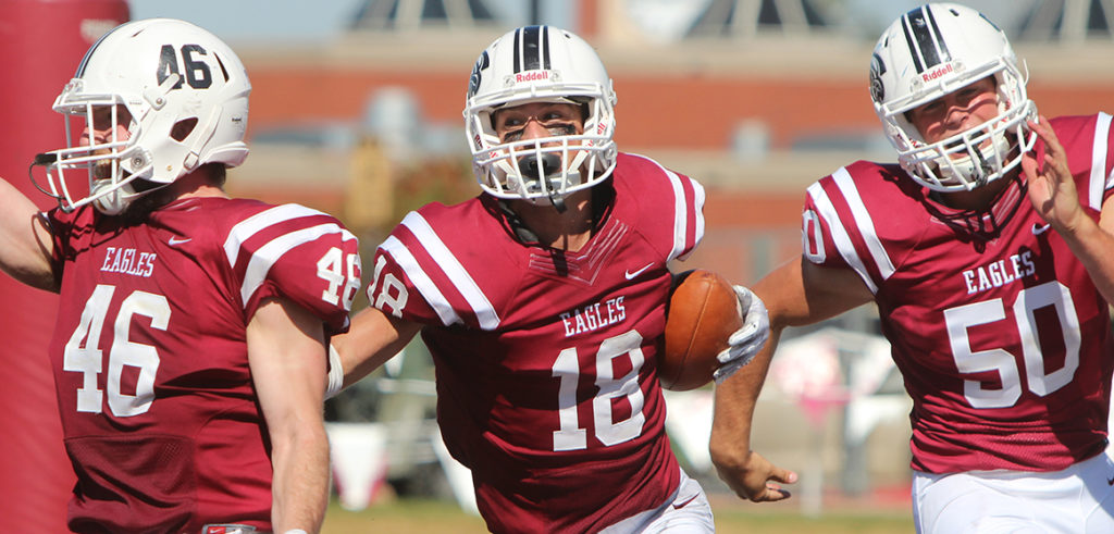 CSC Football team rallies for victory