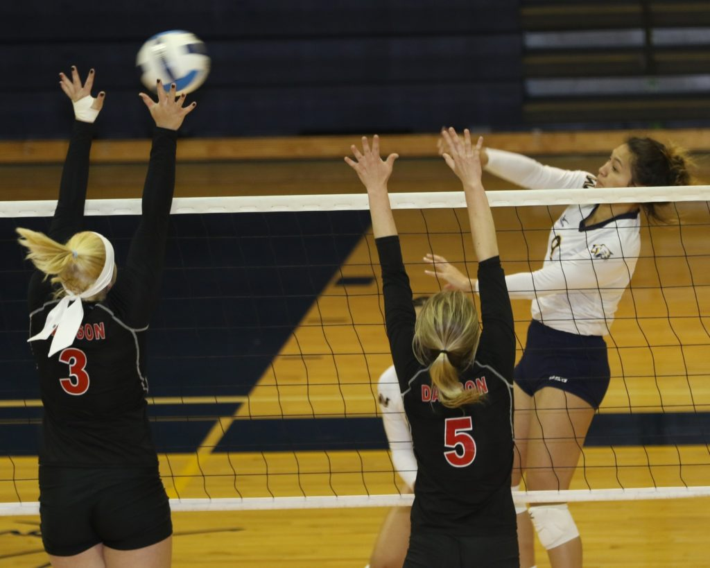 WNCC volleyball tops Lamar in four on Friday
