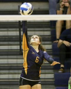 WNCC volleyball at home for three straight days