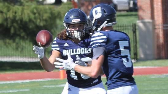 Bulldogs look to rebound at Dordt