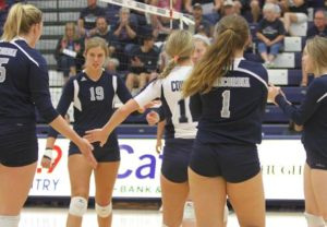 Third-set firepower not enough in home loss to No. 15 Northwestern