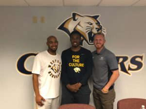 (Video) WNCC's Jervay Green commits to Nebraska