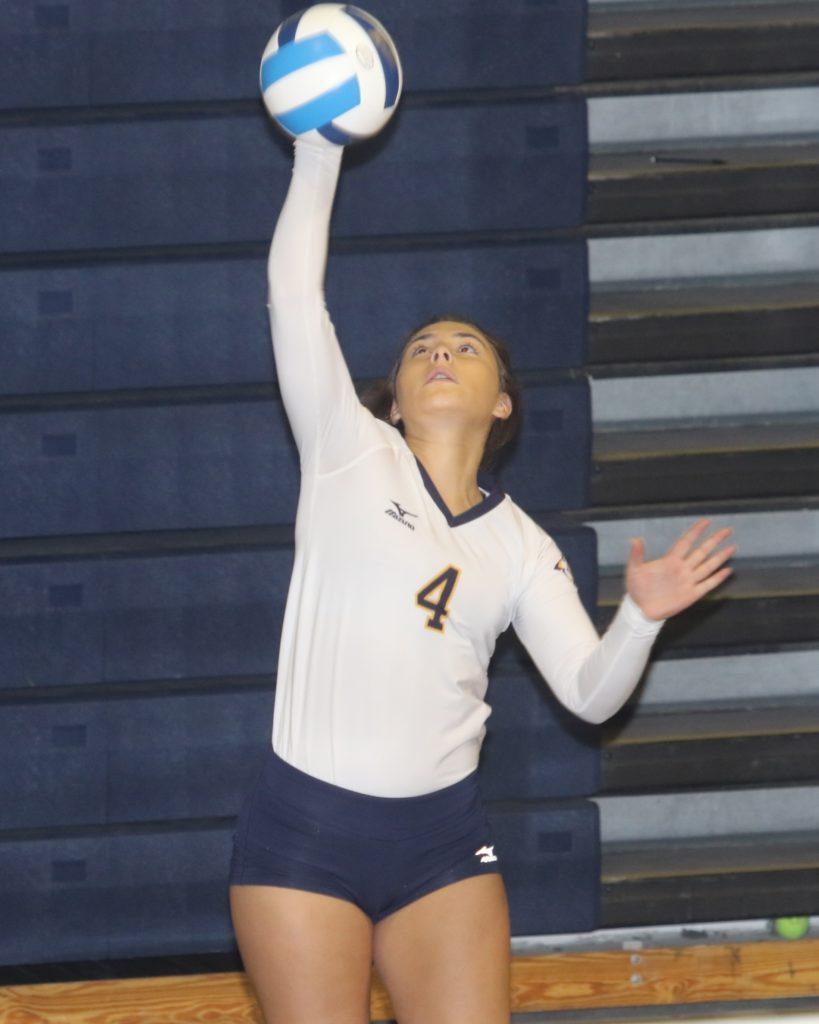 WNCC volleyball sweeps Dawson, Casper