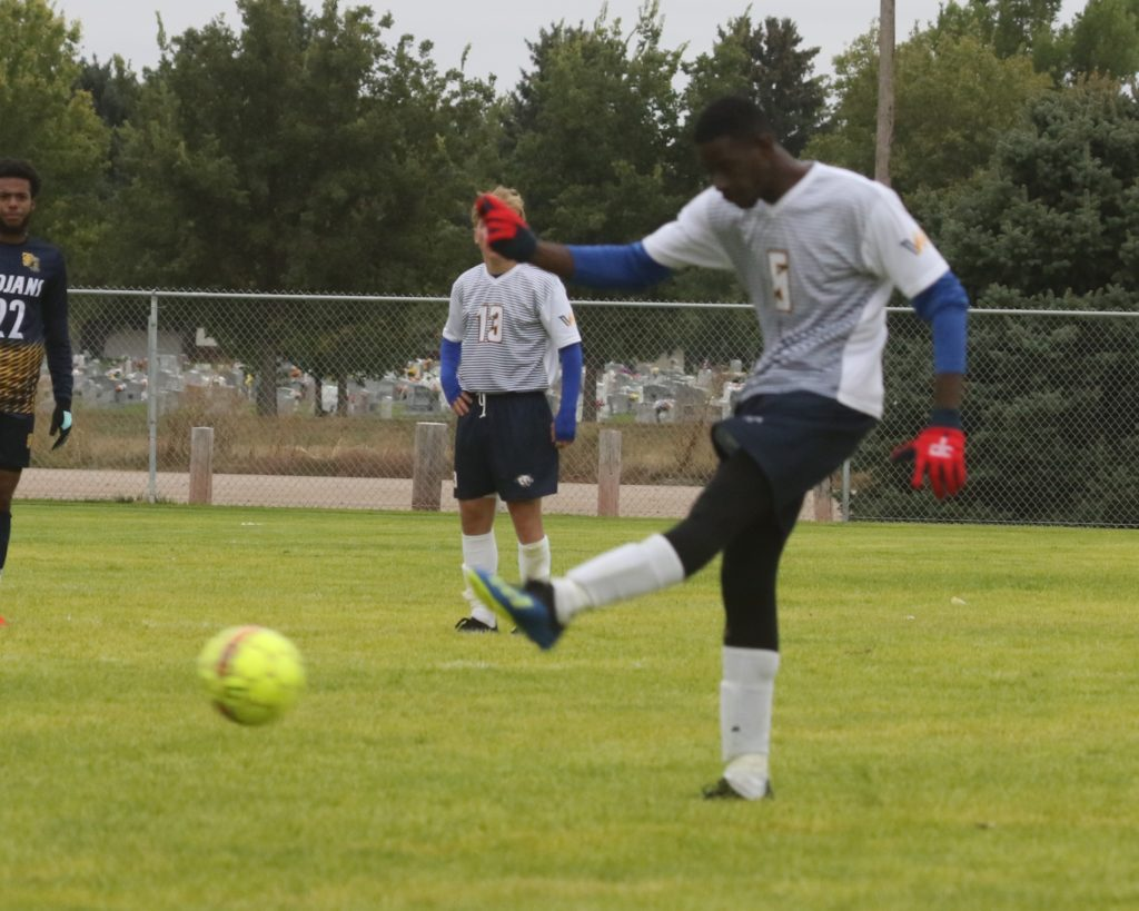 WNCC split soccer matches on Friday