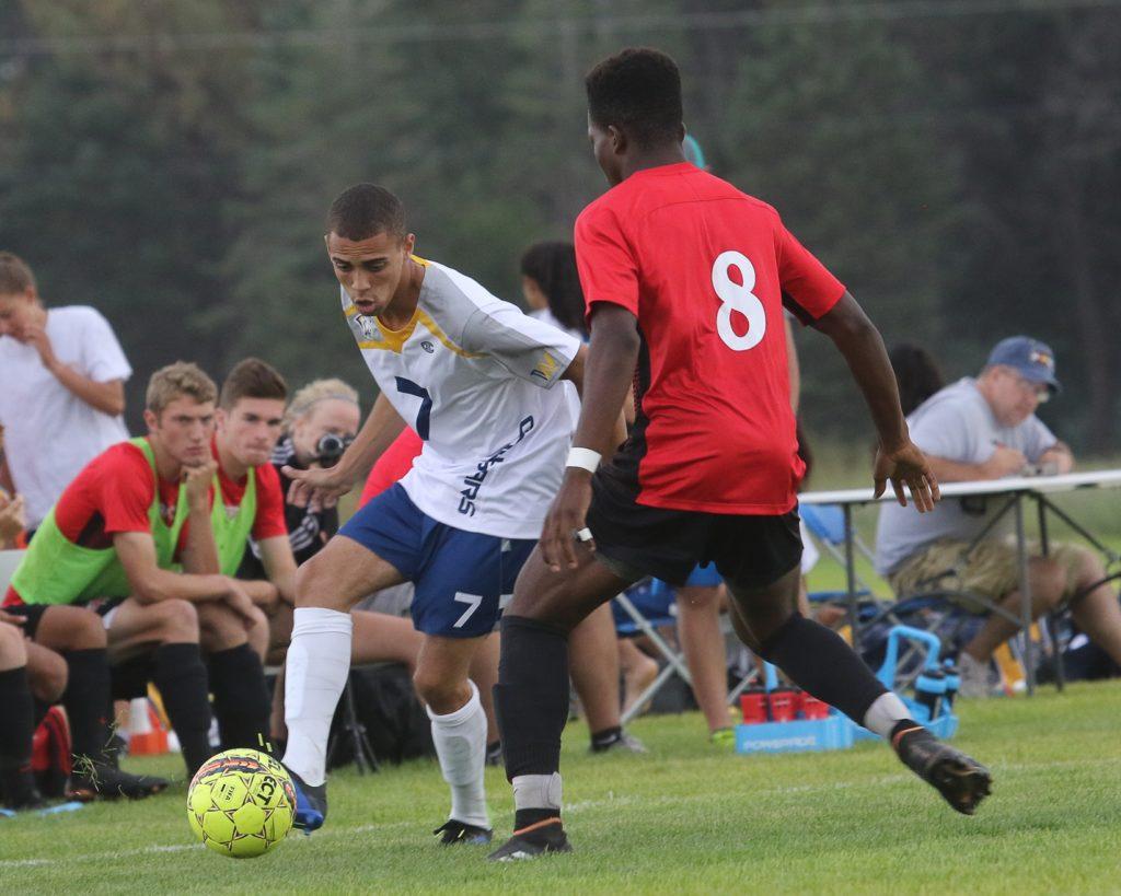 WNCC men's soccer explodes for 13 goals in win